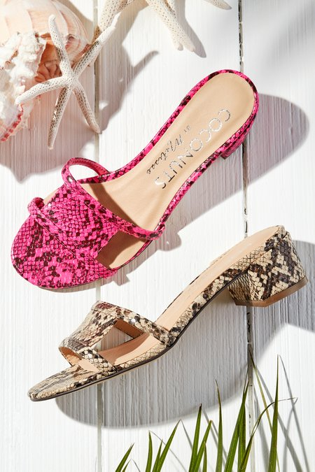 Luau Sandals