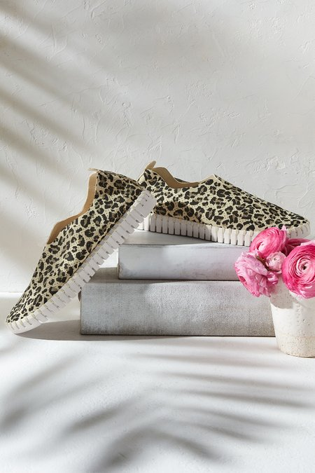 Chic Leopard Sneaker