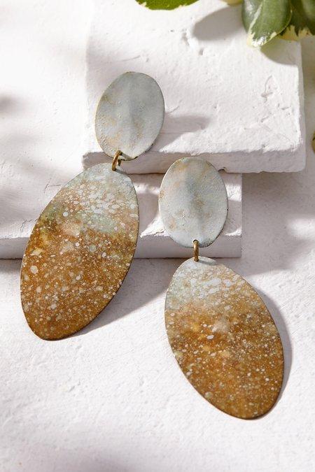 Sedona Oval Earrings
