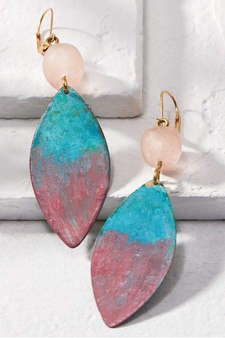 Kasia Blush Earrings