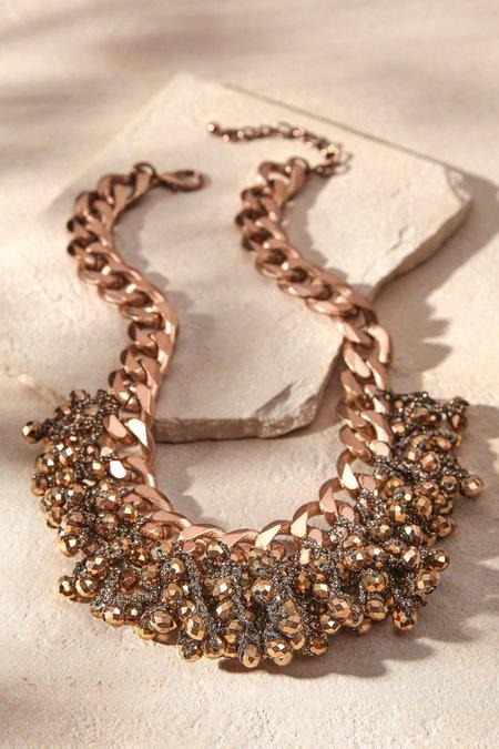 Bronze Chain Necklace