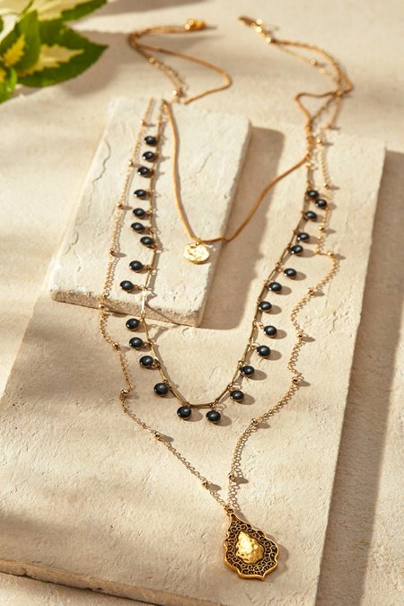 Fantasy Layered Necklace