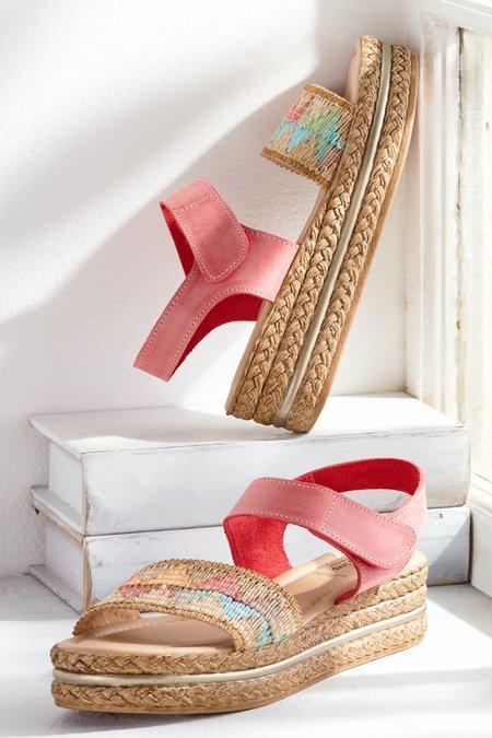 Grendya Platform Sandal