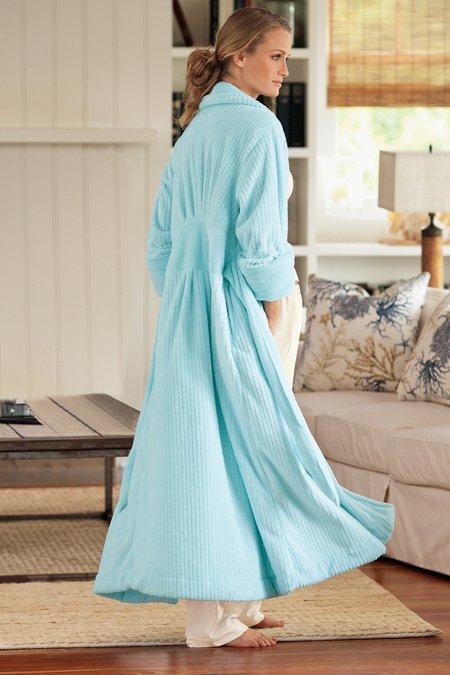 Petites Classic Chenille Robe
