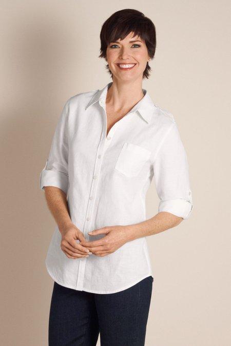 Luxurious Linen Shirt