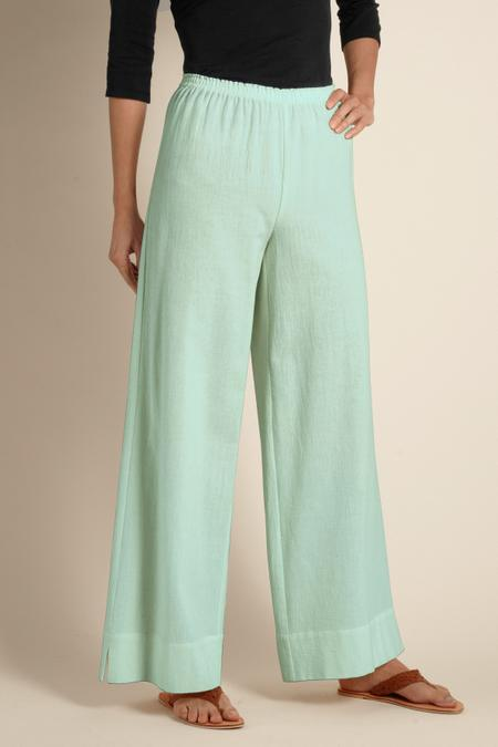 Beachy Gauze Pants III