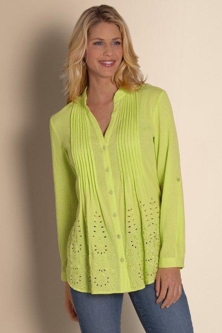 Glam Gauze Shirt I