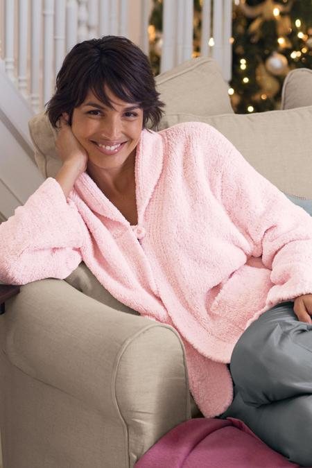 Women Snuggle Topper