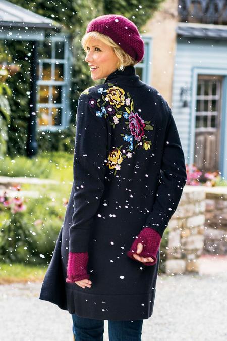 La Vie En Rose Sweater