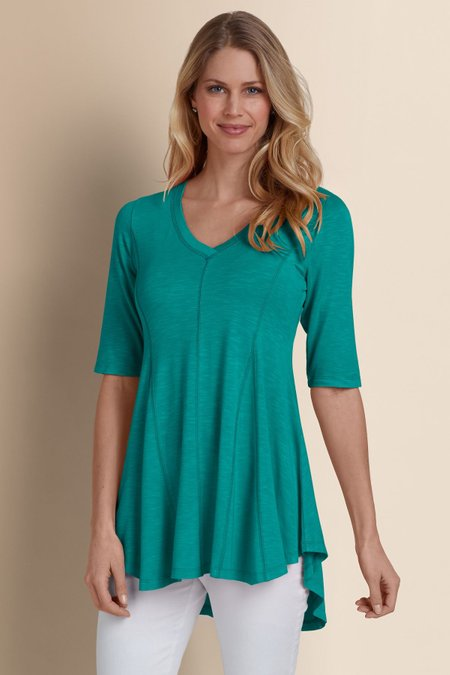 The Perfect A-Line Top