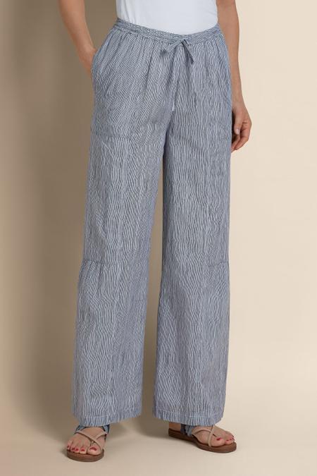 Pinstripe Terrace Pants