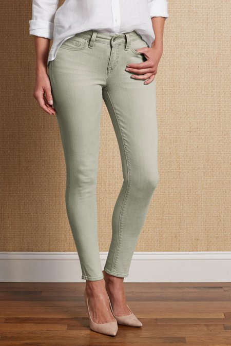 Yummie Ankle Jeans