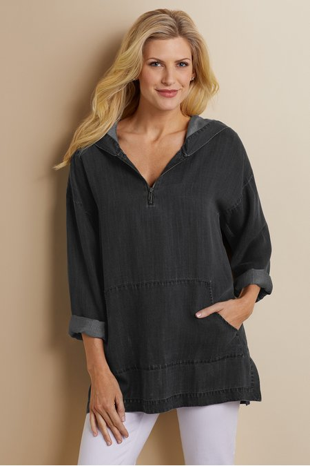 Nantucket Tencel® Pullover
