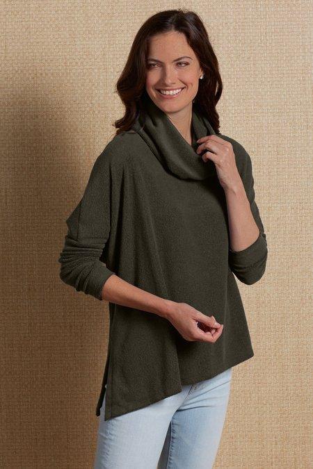 Asymmetric Luscious Pullover