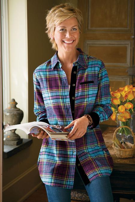 Highlands Flannel Shirt
