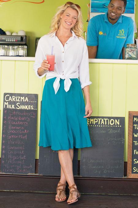 Talais Skirt
