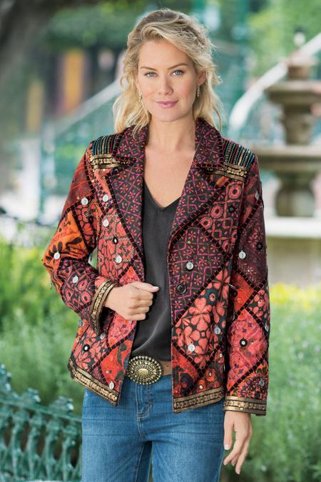 Berber Jacket