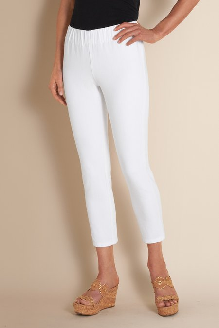 Women Metro Crop Leggings I