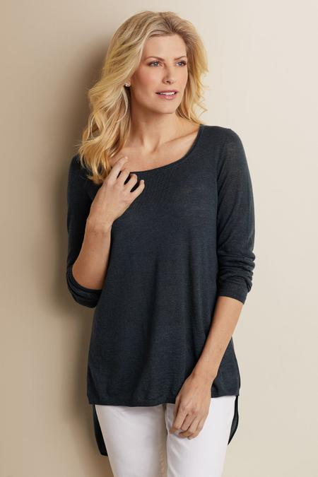 Pleat Perfection Top