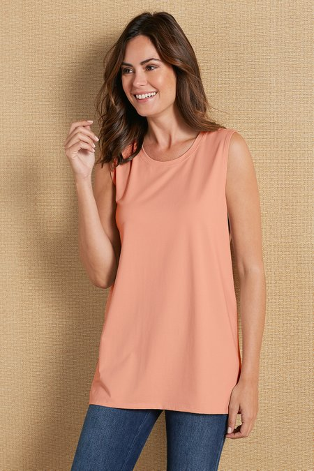 Petites Tiffany Sleeveless Tank I