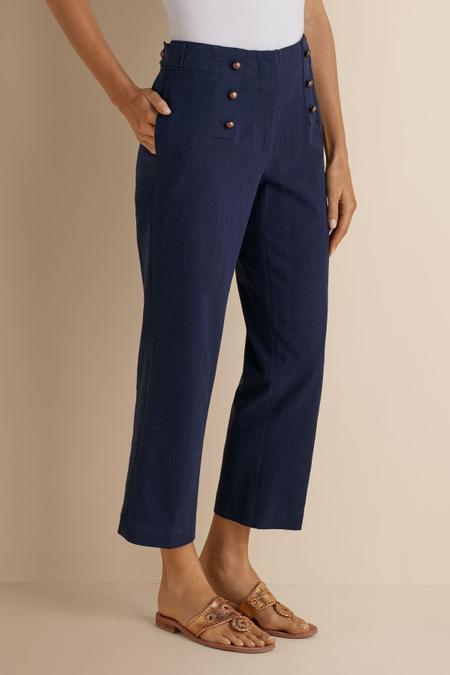 Ashore Gauze Pants