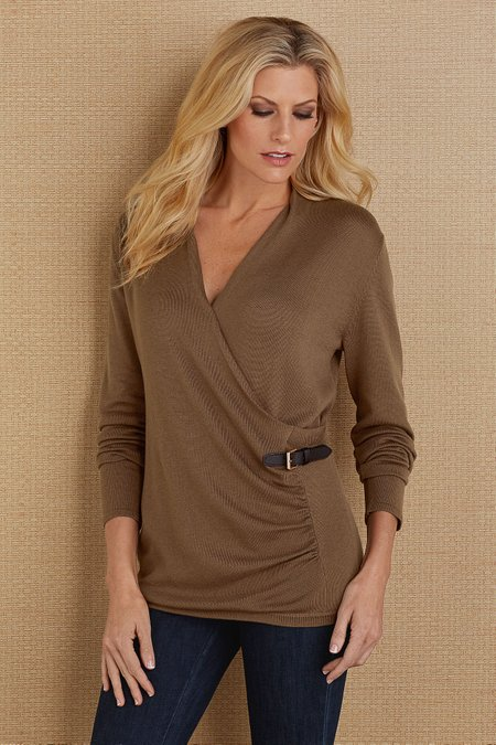Petites Sophisticated Sweater