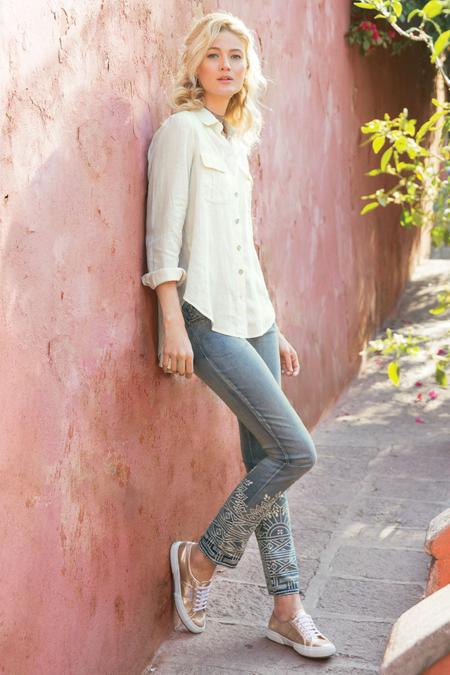 Art of Denim Jeans
