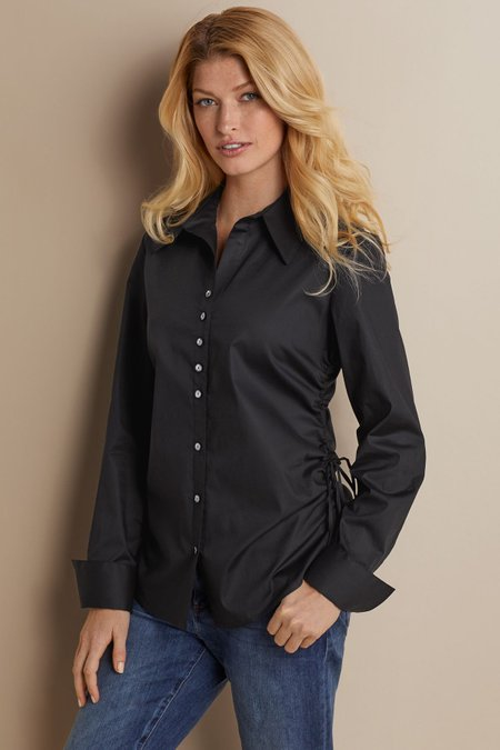 Carrie Cinched Shirt
