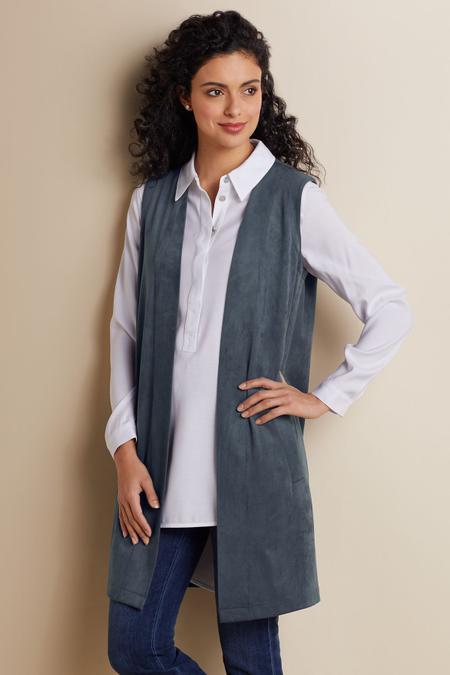 Soft Touch Vest