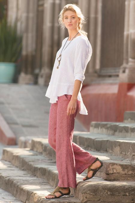Lecce Linen Pants