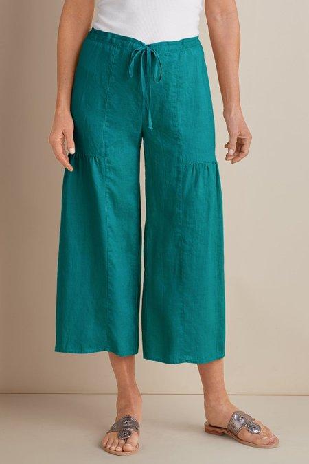 Gossamer Cropped Pants