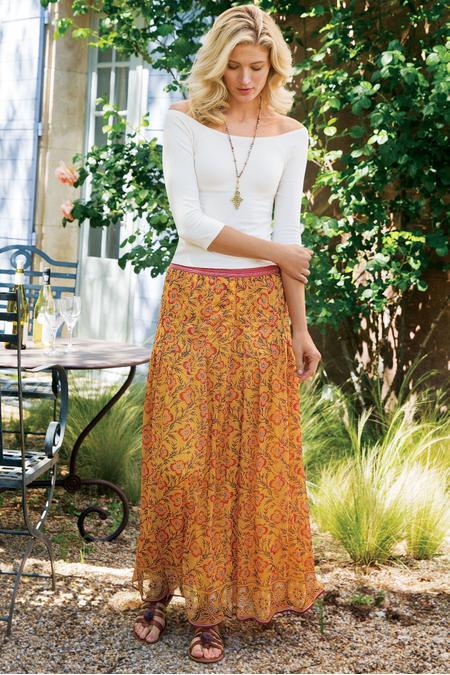 Women Spicemarket Skirt
