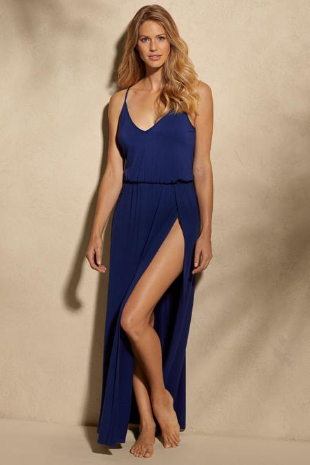 Knit Maxi Cover Up