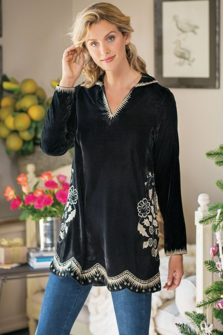 Allegretto Tunic