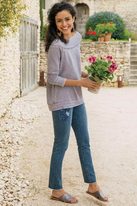 Petites Floret Jeans