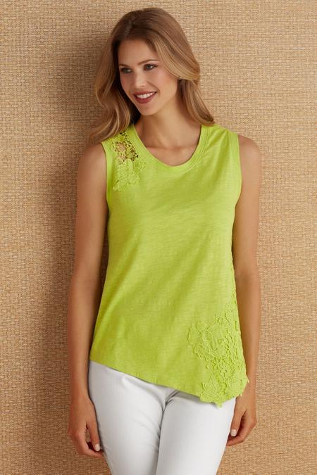 Lacey Tank I