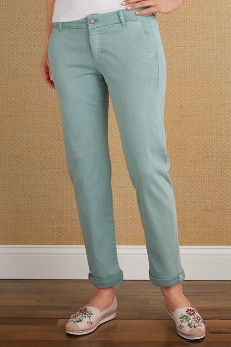Waverly Cropped Pants