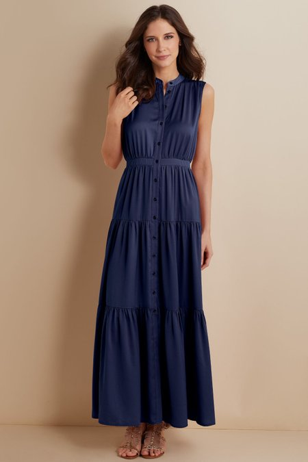 8a38eb3d53 Casual Maxi Long Dresses Soft Surroundings
