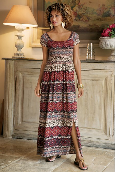 Macelo Maxi Dress