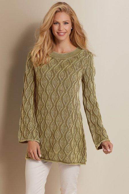 Women Snow Wash Sweater
