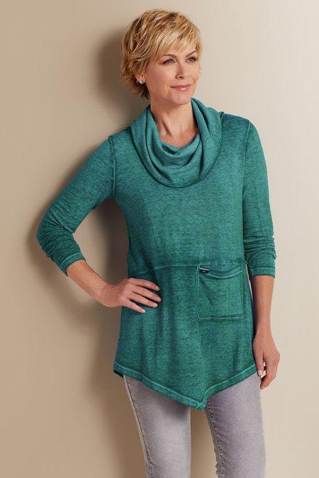 Women Evening Stroll Pullover