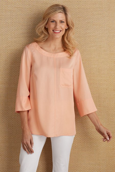 Women Georgica Tencel® Top