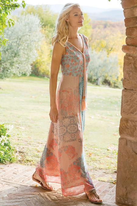 Petites Guadalupe Dress