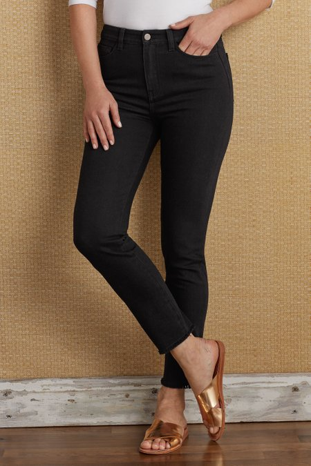 Petites Metamorphic 5-Pocket Jeans