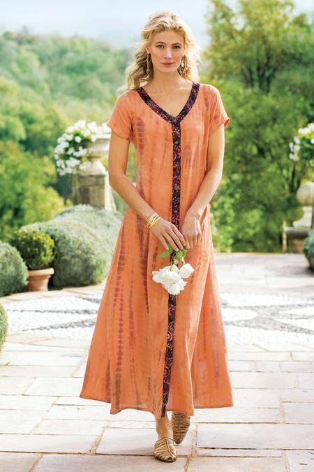 Sunset Bali Dress