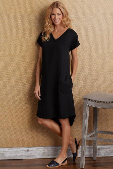 Felicity Fringe Dress