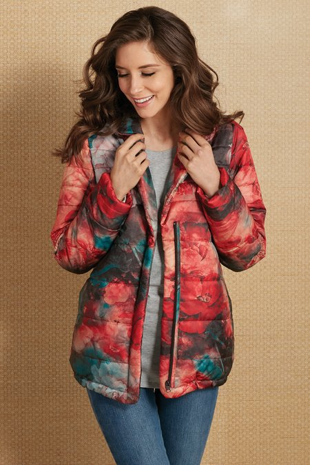 Kaboorie Botanical Coat