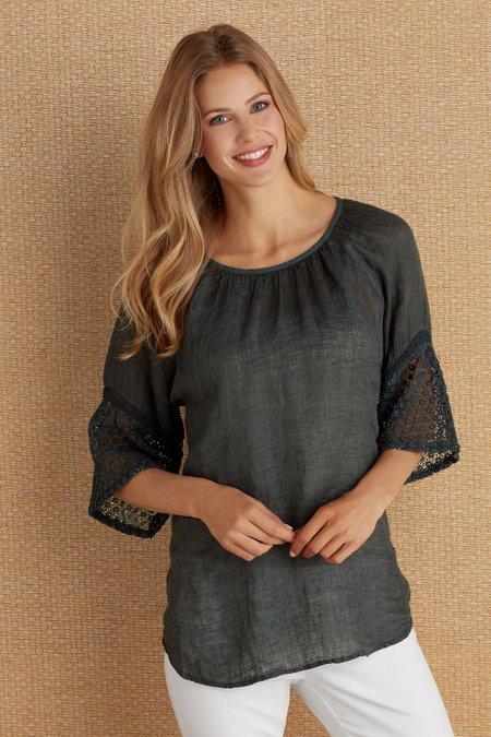 Crochet Sleeve Tunic