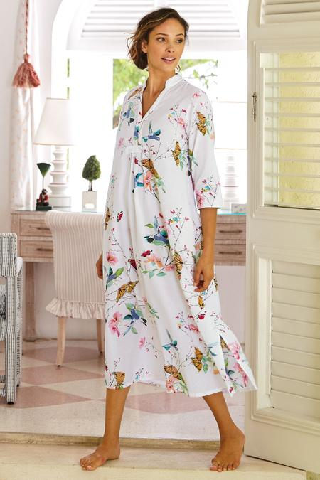 Petites Butterfly Gown