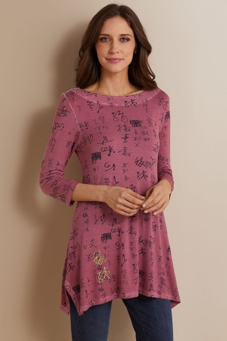 Due East Tunic